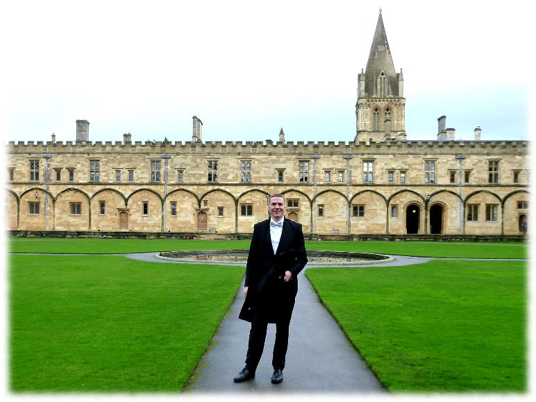 Foto von Mathias Linkerhand in Oxford